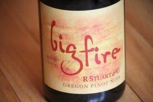 2008 Big Fire Pinot Noir