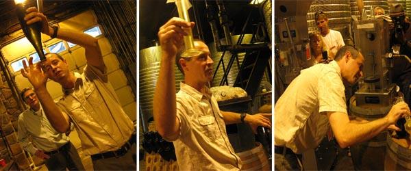 Sparkling Wine Production at Horton Vineyards