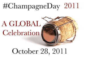 Get excited – The 2nd Annual Champagne Day is approaching
