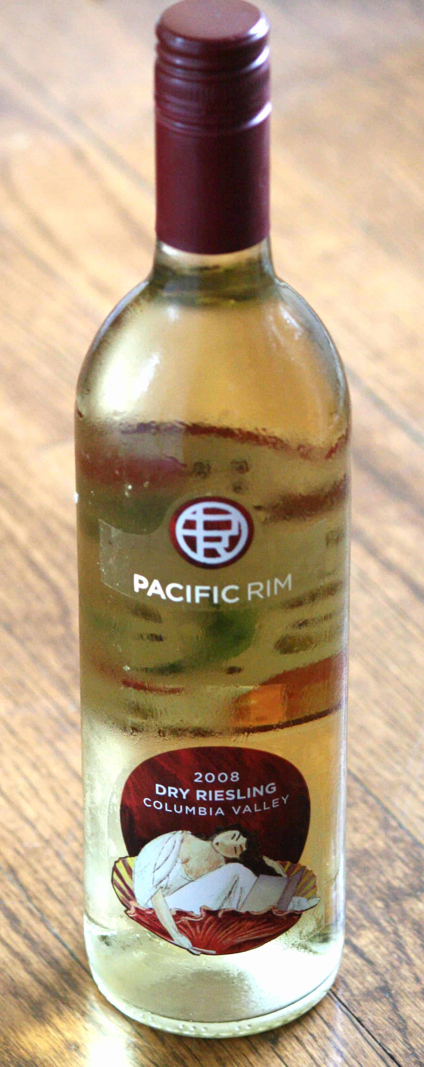 Pacific Rim 2008 Dry Riesling – A great new value wine