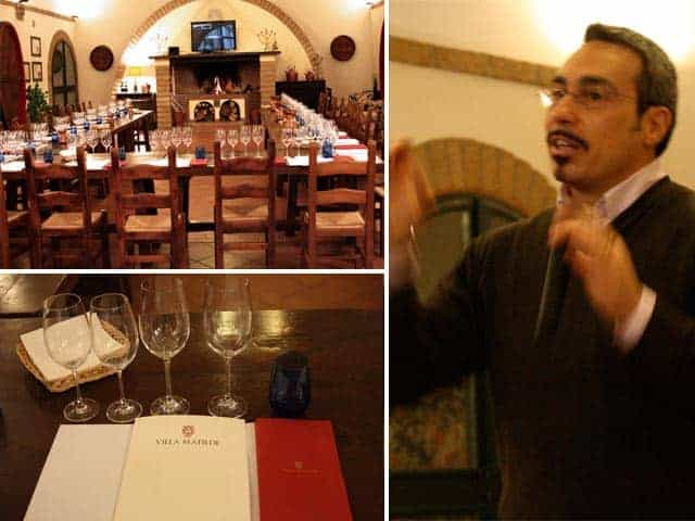 Villa Matilde – Where hospitality and humor create a wonderful match