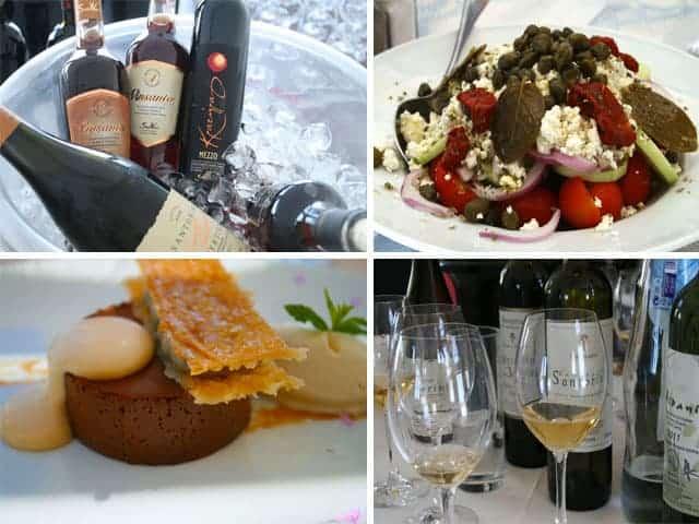 The Santorini I Want You To Taste