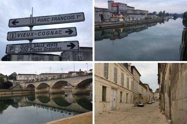 Cognac the town