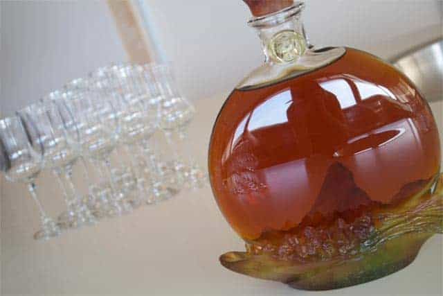 Cognac Decanter