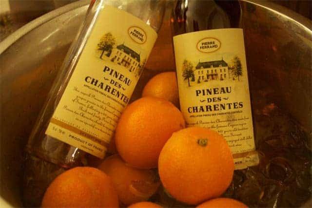 Cognac Pineau des Charentes