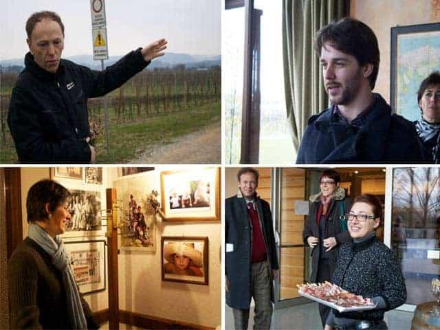Friuli The People