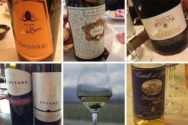Friuli, The Wine