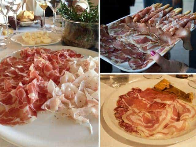 Friuli, the Prosciutto di San Danielle