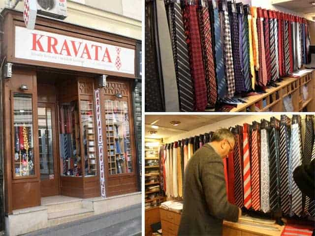 Kravata Tie Shop Zagreb