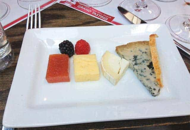 Ribera del Duero Snooth PVA Cheese Plate