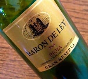 2004 Baron de Ley Gran Reserva