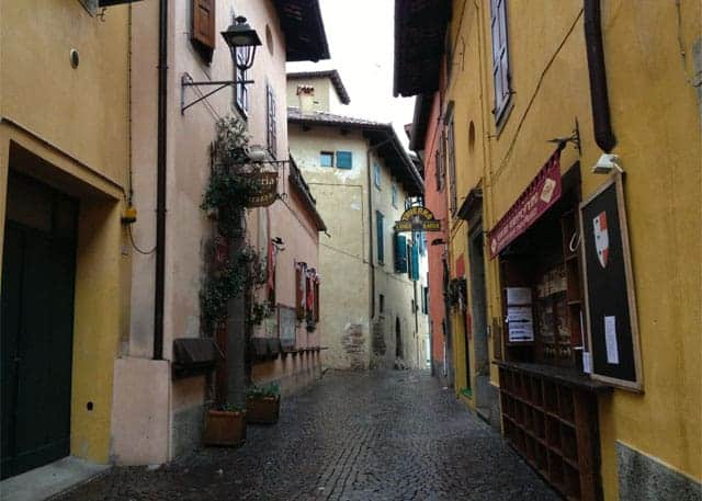 Just another beautiful alley in Cividale del Friuli