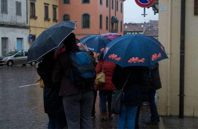 Zagreb Umbrellas