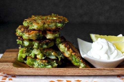 broccoli parmesean fritters_smitten kitchen