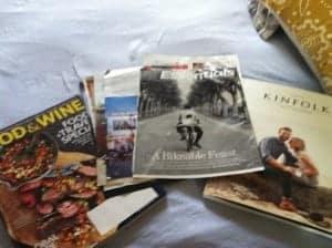 Old School Magazines