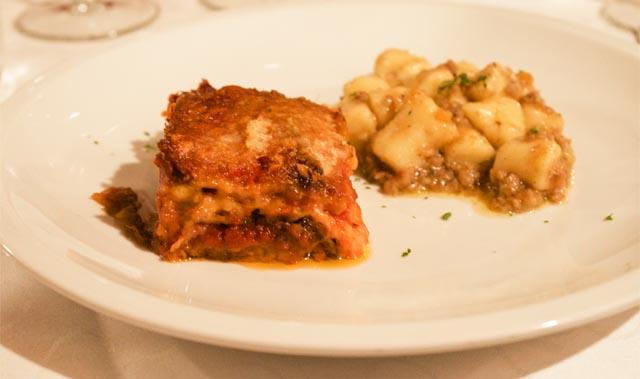 Melanzane alla Parmigiana, Eggplant Parmesan