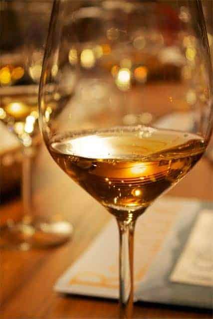 Ramandolo from I Comelli Winery in Friuli