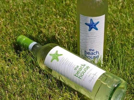 The Beach House wines