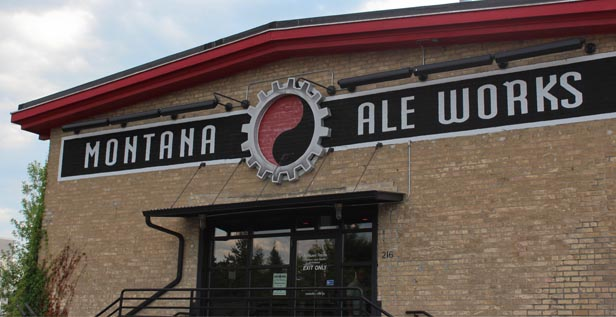 Montana Ale Works building