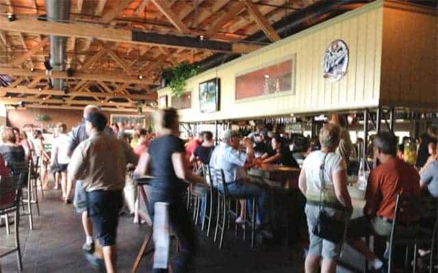 Montana Ale Works inside ambiance