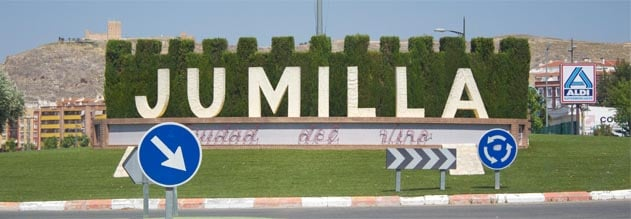 Welcome to Jumilla
