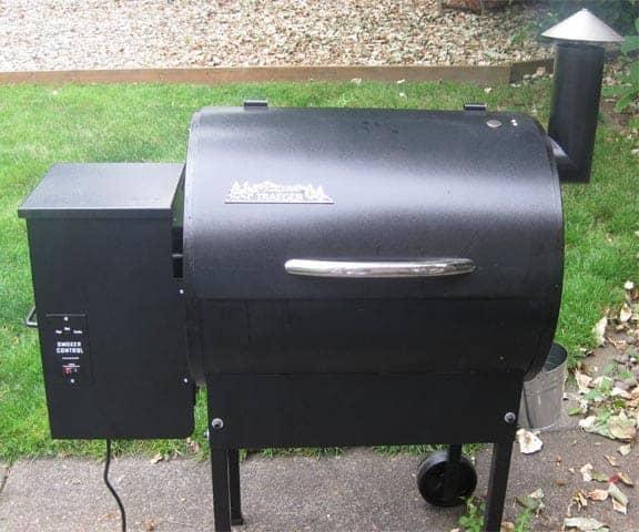 Barbecue_ Traeger Smoker