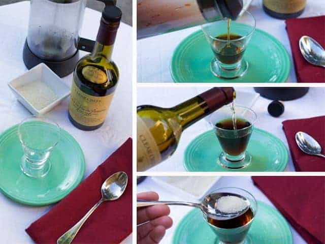 How to make a Spanish Carajillo