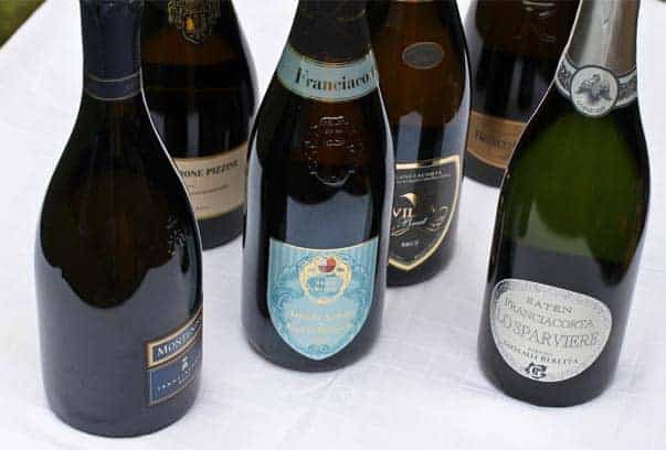 Franciacorta Wine Recommendations