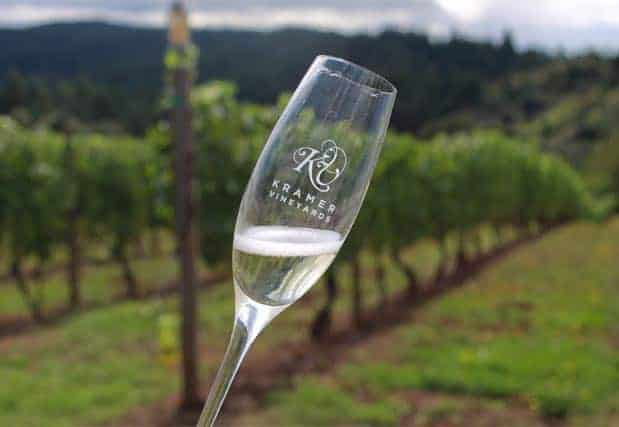 Kramer Vineyards 2011 Brut