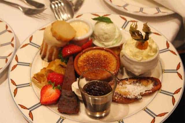 La Tupina Dessert Plate - Vindulgeblog.com