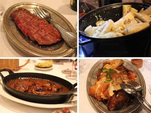 La Tupina Dinner Collage - Vindulgeblog.com