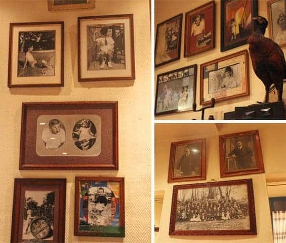 La Tupina wall decorations - Vindulgeblog.com