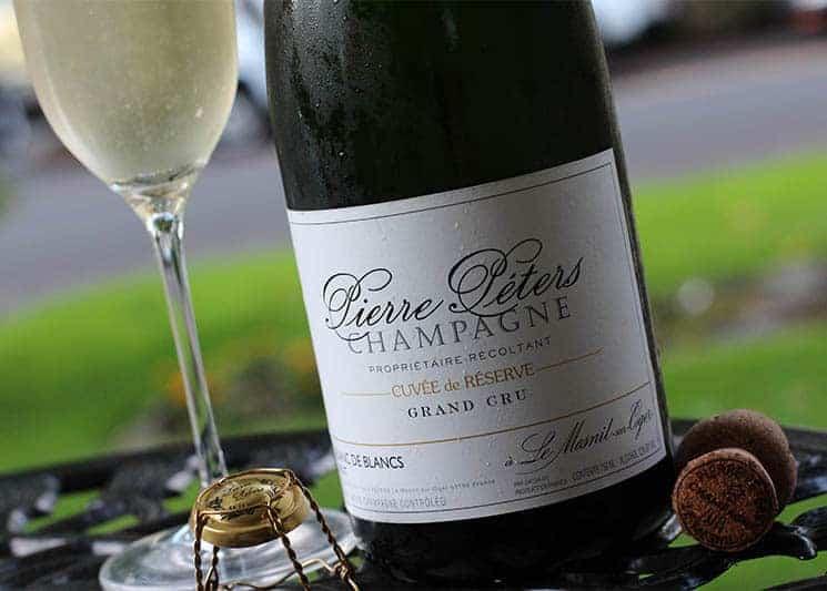 Pierre Peters Cuvée de Réserve Brut Blanc de Blancs Champagne