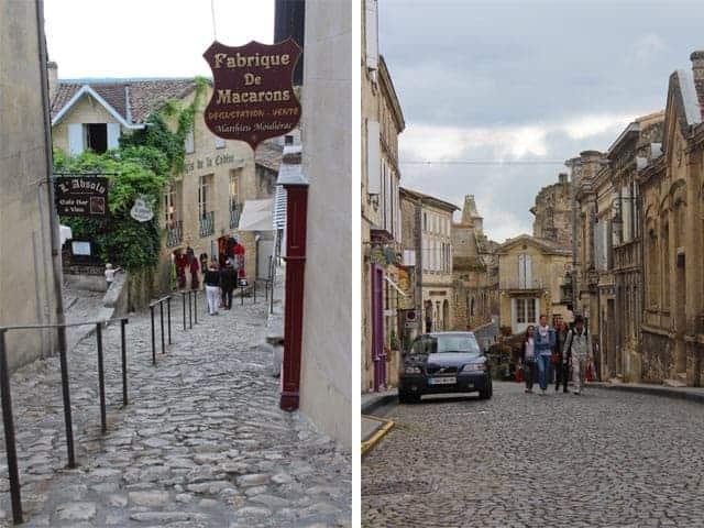 Streets of Saint-Emilion - Vindulgeblog.com