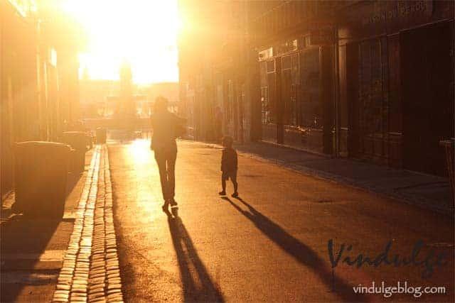 Sunrise Walk in Bordeaux