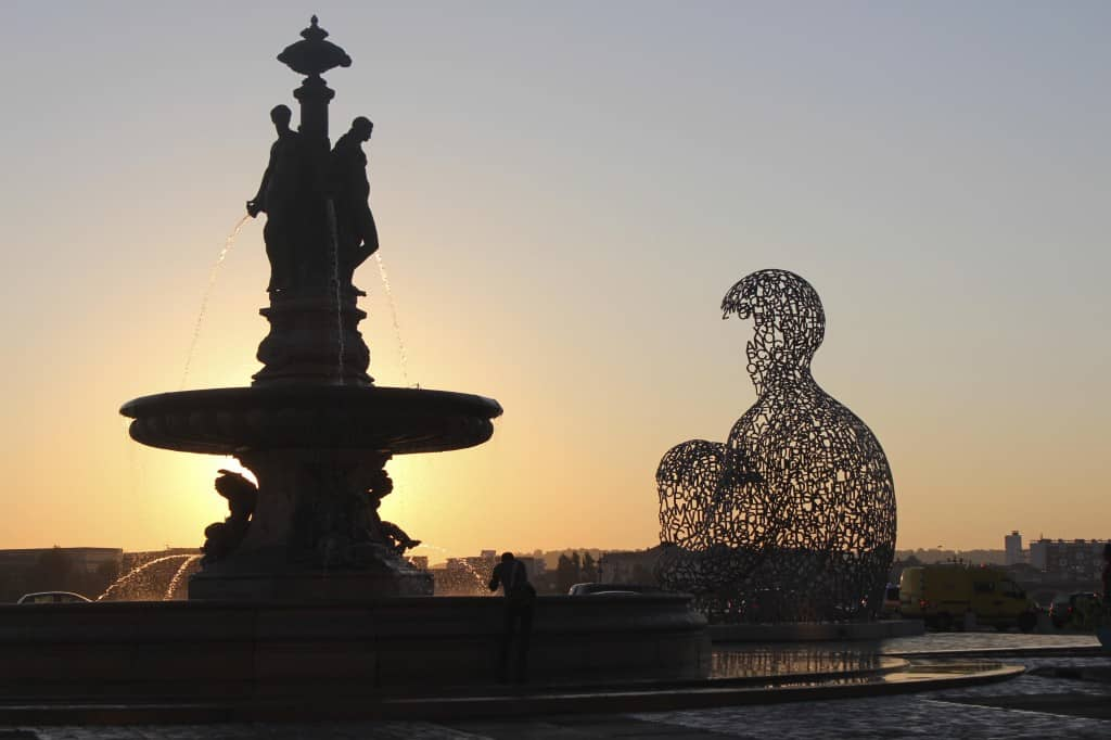 Bordeaux sunrise 3