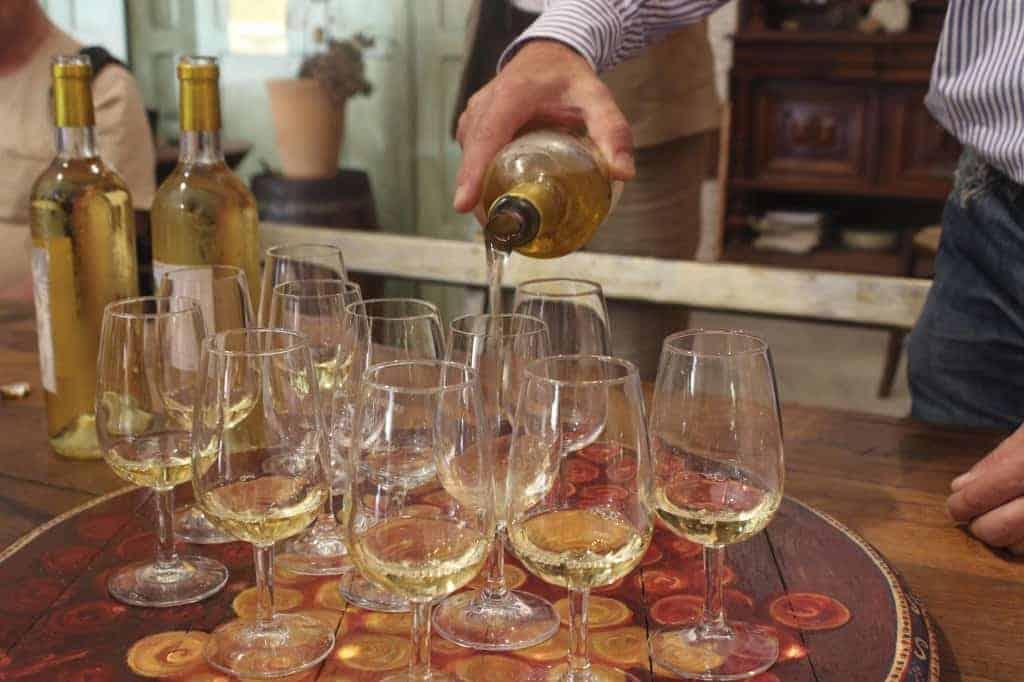 Chateau Piada wines