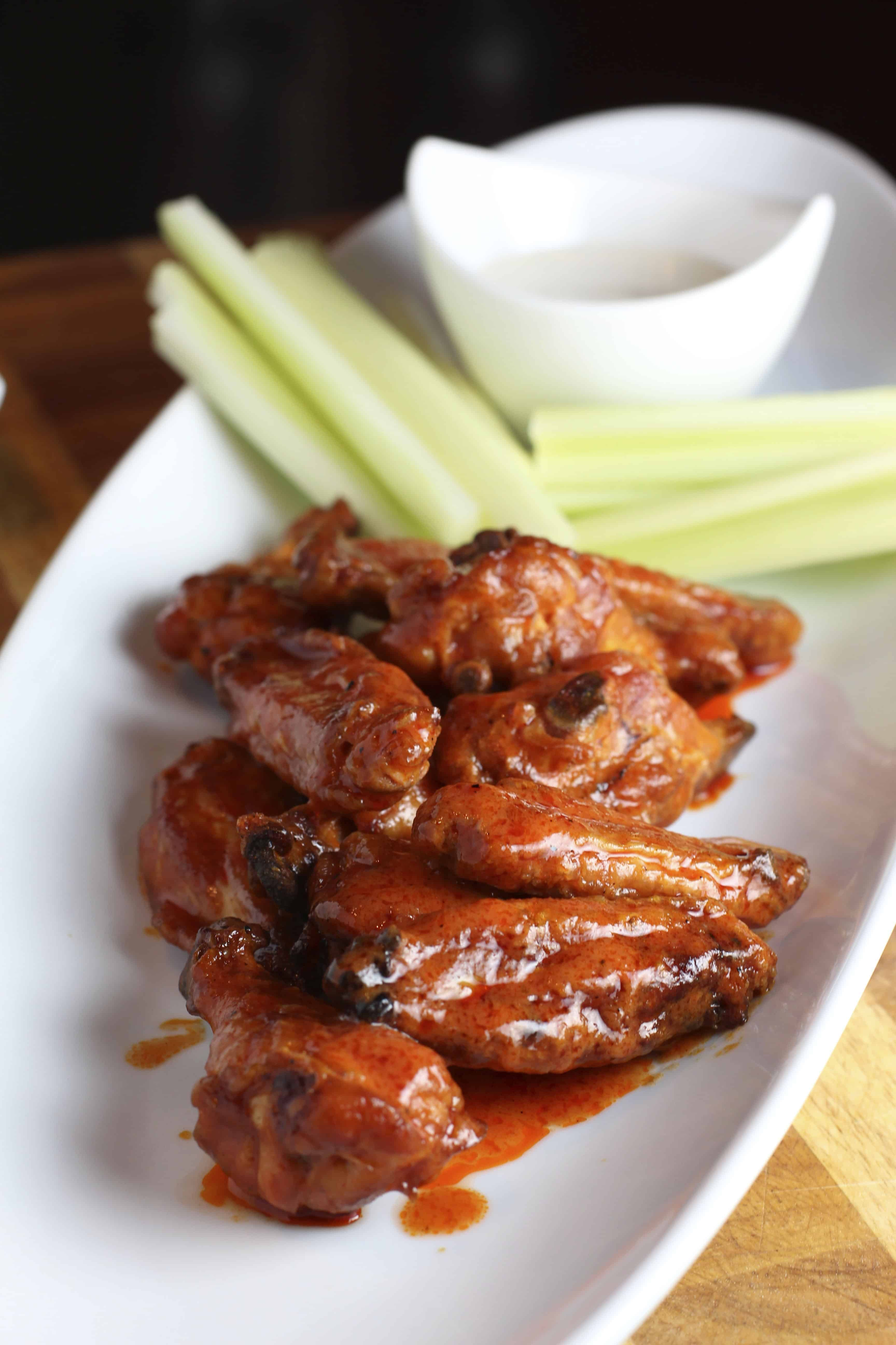 Smoked Hickory Chicken Wings Recipe picture
