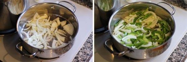 Green Chili Turkey step 1
