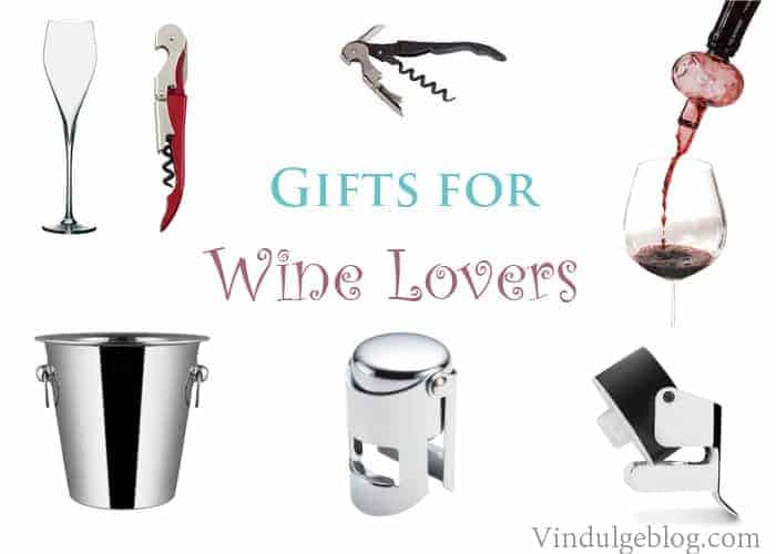 Holiday Gift Ideas for Wine and Food Lovers