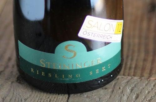 Steininger Riesling Sekt