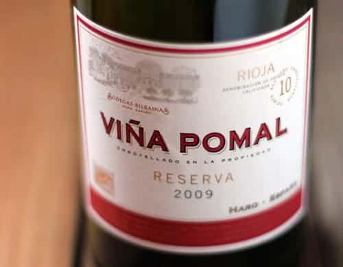 2009-Bodegas-Bilbainas-'Viña-Pomal'-Reserva