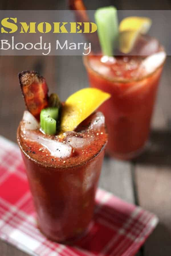 Bloody Floats Recipes — Dishmaps