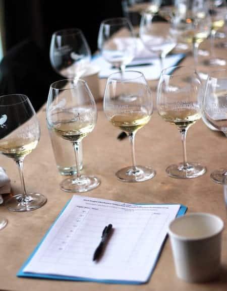 Oregon-Chardonnay-Symposium-panel-tasting