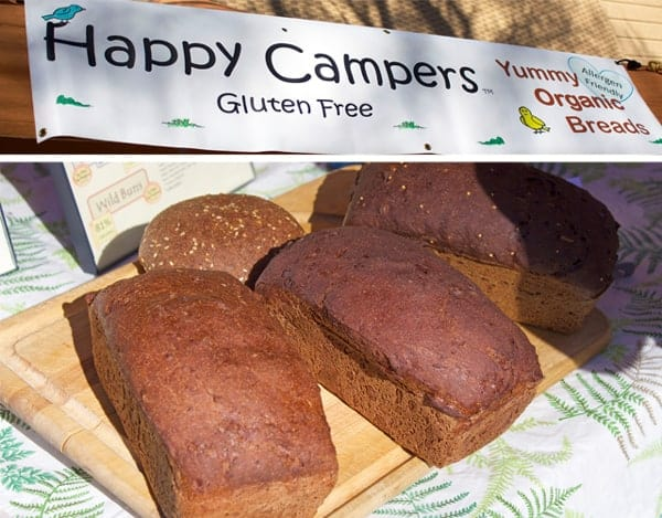 Happy Campers Gluten Free Bread
