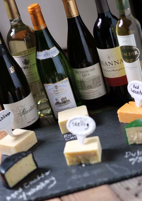 Kerrygold Cheese and Wine Pairing