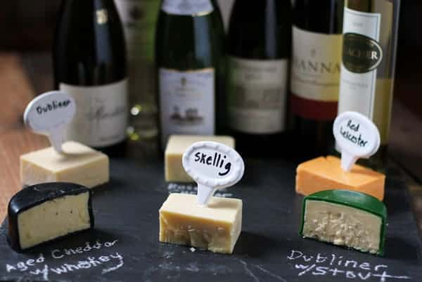 Pairing-Kerrygold-Cheese-with-Wine