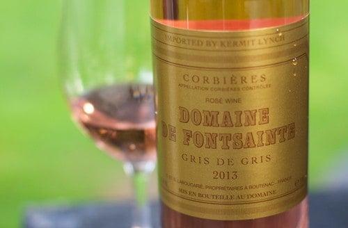 2013 Domaine de Fontsainte, Corbières Gris de Gris Rosé