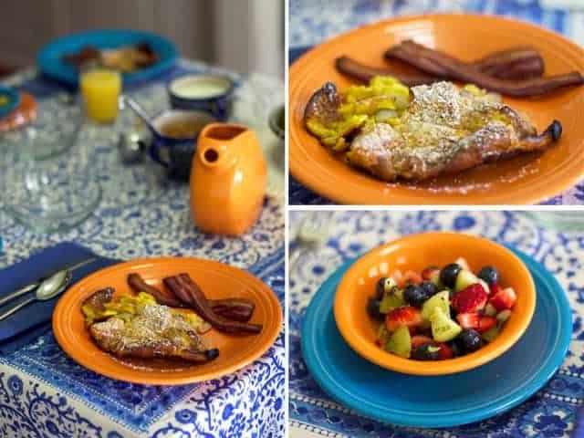 Carlton Inn B&B Breakfast