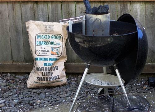 Hardwood-lump-charcoal